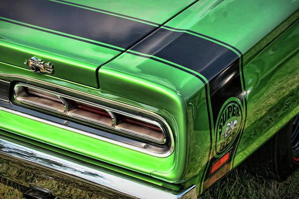 Mopar Photograph - 1969 Dodge Coronet Super Bee by Gordon Dean II