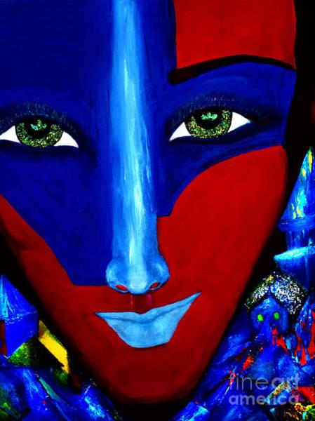 Wall Art - Painting - Abstract Three by Patricia Motley