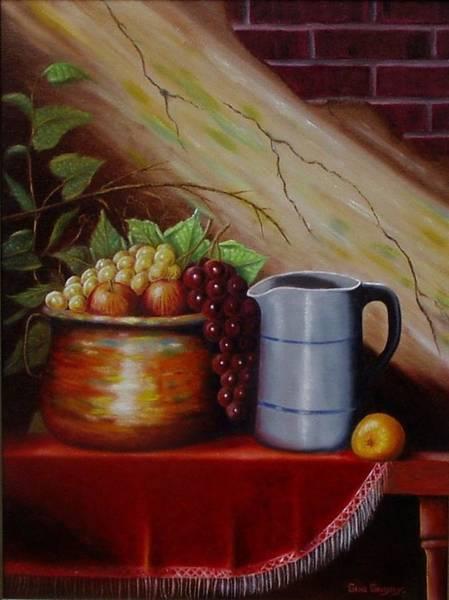 Painting - Abundance by Gene Gregory