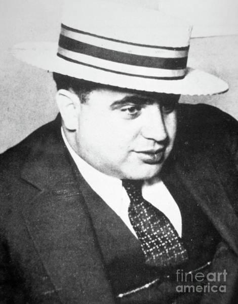 Vice Photograph - Al Capone by American School