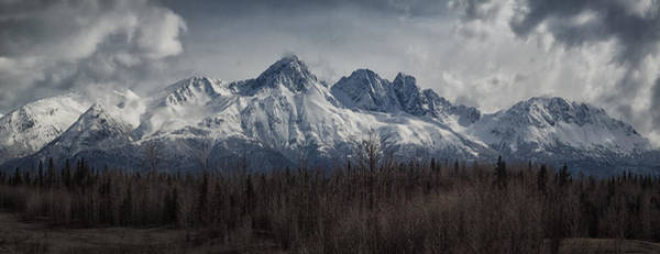 Anchorage Photograph - Alaska by Robert Fawcett