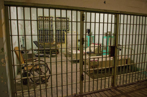 Department Of The Army Wall Art - Photograph - Alcatraz Federal Penitentiary by Craig Fildes