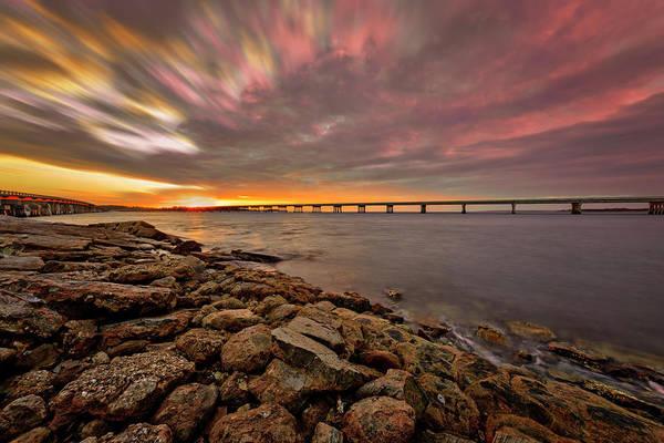 Photograph - Amelia Island by Peter Lakomy