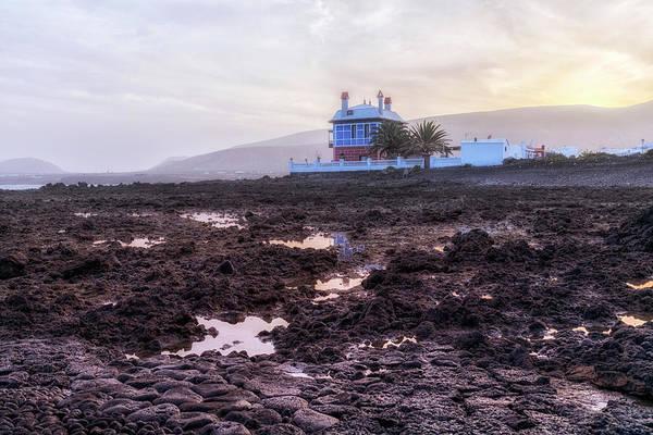 Lanzarote Photograph - Arrieta - Lanzarote by Joana Kruse