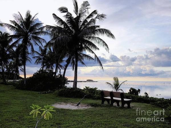 Wall Art - Photograph - Asan Beach Guam by Scott Cameron