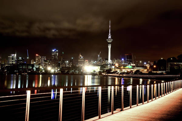 Wall Art - Photograph - Auckland New Zealand by Mark Duffy
