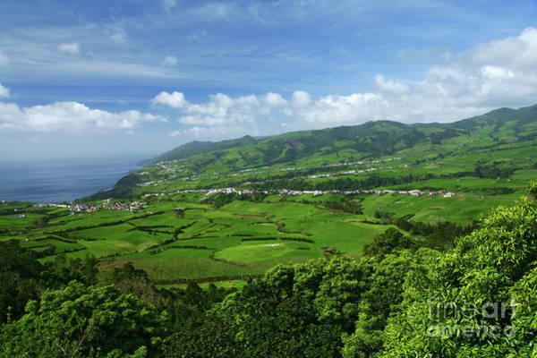 Wall Art - Photograph - Azores Islands Landscape by Gaspar Avila