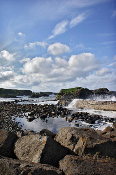 Photograph - Ballintoy Bay by Colin Clarke