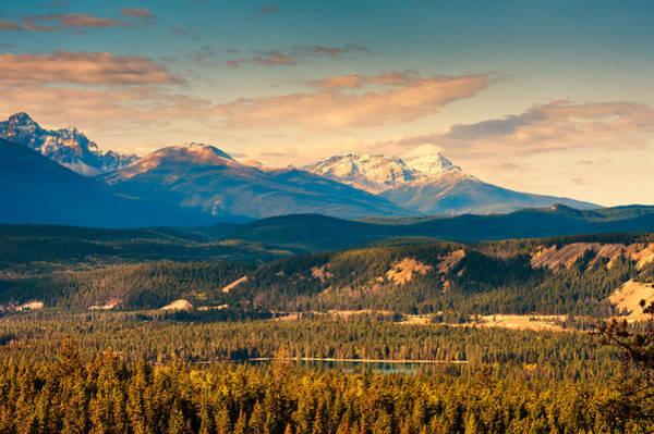 Photograph - Banff National Park  by U Schade