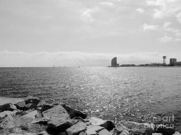 Photograph - Barcelona2 by Karina Plachetka