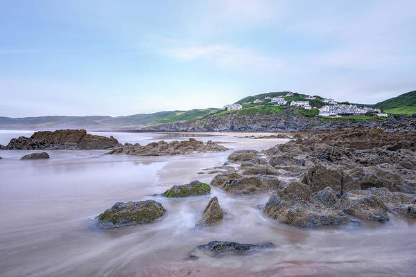 North Devon Wall Art - Photograph - Barricane Beach - England by Joana Kruse
