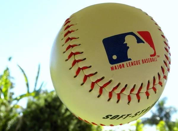 Super Sport Wall Art - Digital Art - Baseball by Super Lovely