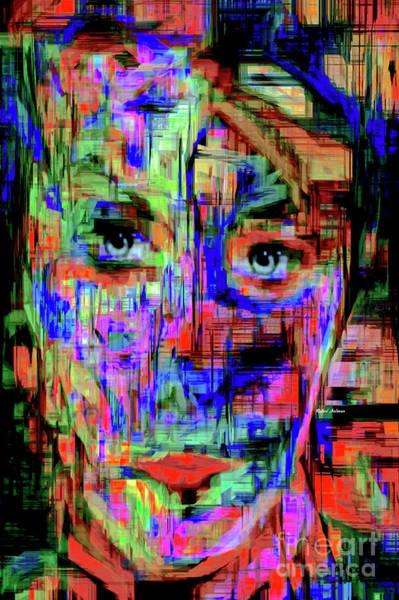 Digital Art - Besties  by Rafael Salazar
