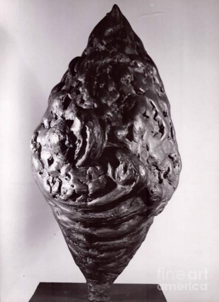 Sculpture - OWL by Robert F Battles