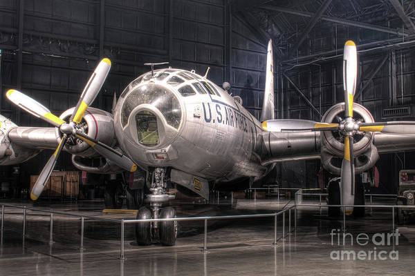 Wall Art - Photograph - Boeing, B-50, Superfortress by Greg Hager