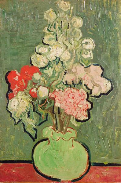 Blending Painting - Bouquet Of Flowers by Vincent Van Gogh