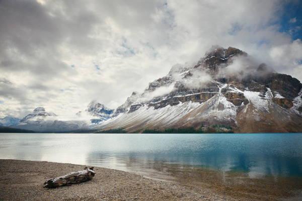 Photograph - Bow Lake by Songquan Deng