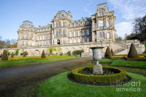 Castle Photograph - Bowes Museum by Smart Aviation