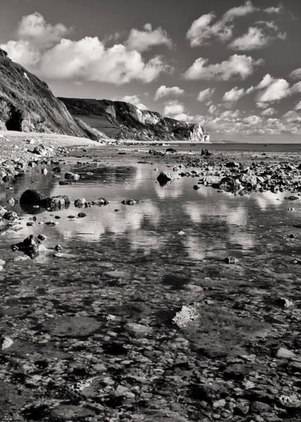 Photograph - Branscombe Ebb by Pete Hemington