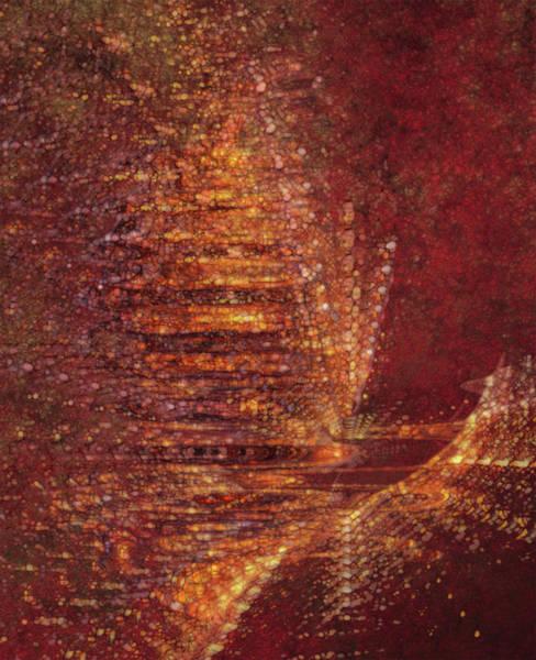 Wall Art - Painting - Burst by Jack Zulli