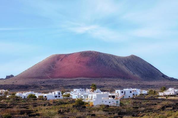 Lanzarote Photograph - Caldera Colorada - Lanzarote by Joana Kruse