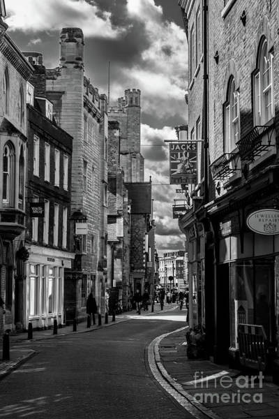 Photograph - Cambridge Street. by Nigel Dudson