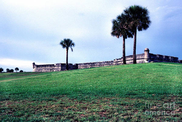 Photograph - Castillo De San Marcos by Thomas R Fletcher