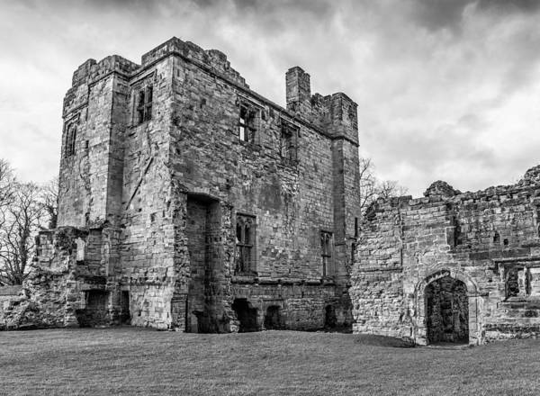 Ivanhoe Photograph - Castle Of Ashby by Nick Bywater