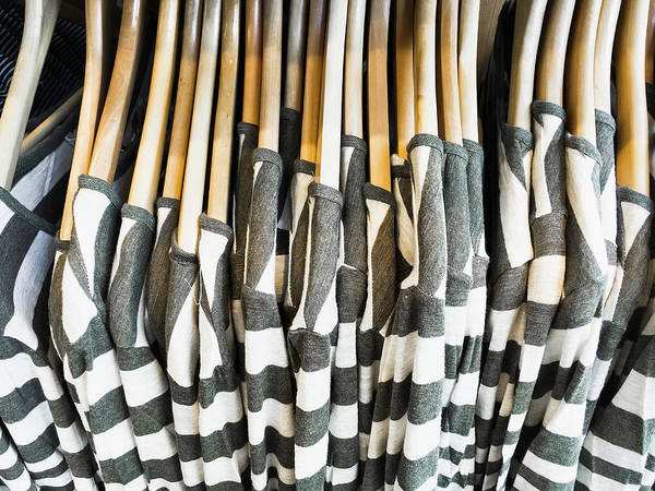 Mens Clothing Wall Art - Photograph - Casual Tops by Tom Gowanlock
