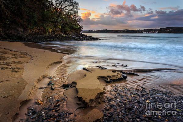 Photograph - Centrona Cove Galicia Spain by Pablo Avanzini