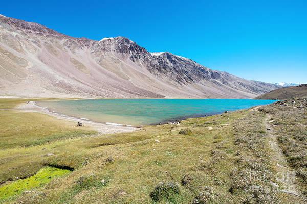 Photograph - Chandratal Lake by Yew Kwang