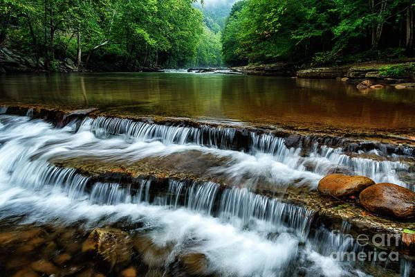 Photograph - Cherry Falls Elk River by Thomas R Fletcher