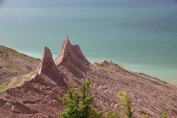Photograph - Chimney Bluffs by Susan Jensen