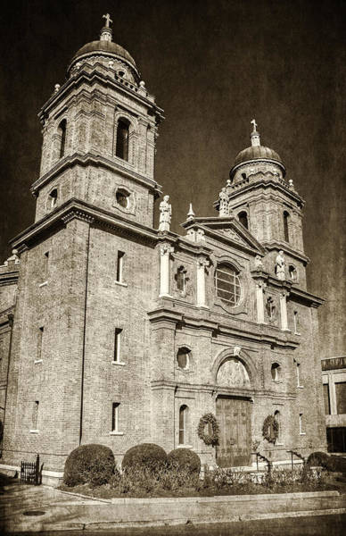 Photograph - Christmas At The Basilica Of Saint Lawrence by Joye Ardyn Durham