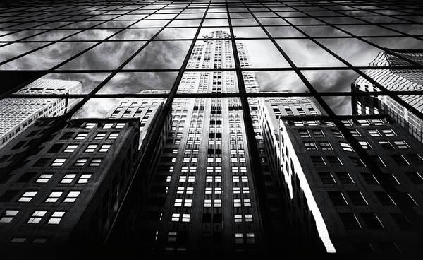 Photograph - Chrysler Reflections by Jessica Jenney