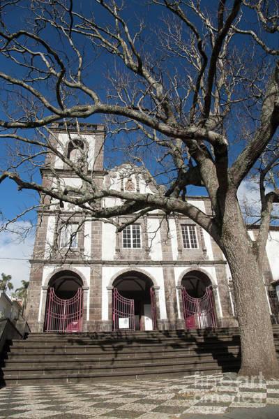 Arte Photograph - Church In Ponta Delgada by Gaspar Avila