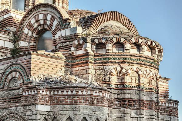 Pantocrator Photograph - Church Of Christ Pantocrator by Hristo Shanov