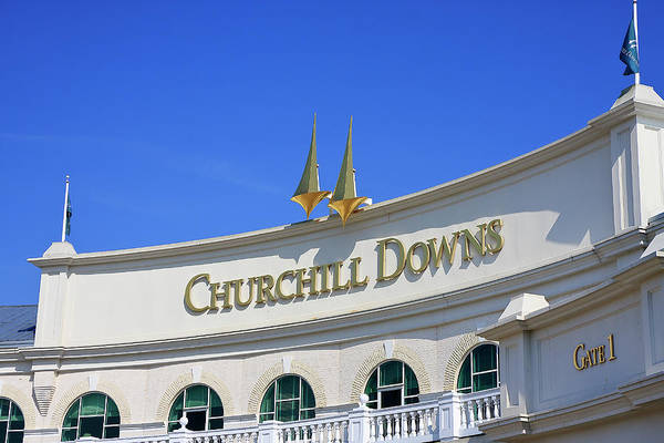 Photograph - Churchill Downs by Jill Lang