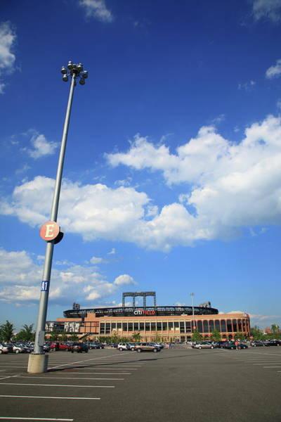 Photograph - Citi Field - New York Mets by Frank Romeo