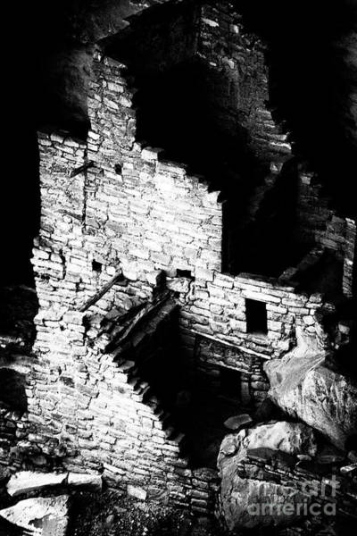 Photograph - Cliff Palace by Paul W Faust - Impressions of Light