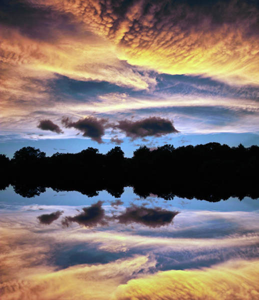 Wall Art - Photograph - Clouds Illusions by Jessica Jenney
