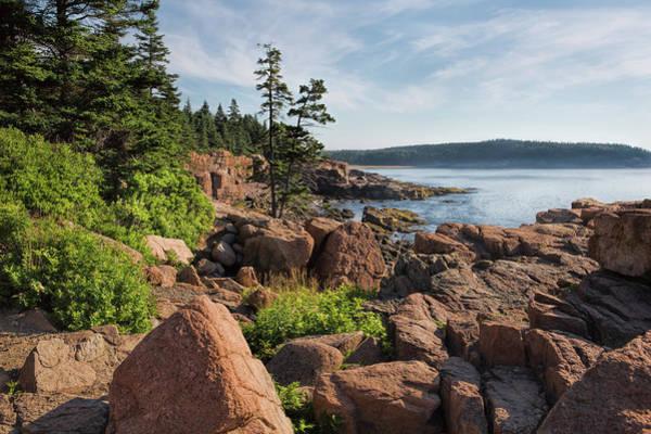 Photograph - Coastal Beauty by John M Bailey