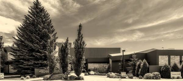 Laramie Photograph - College Of Law - University Of Wyoming by L O C