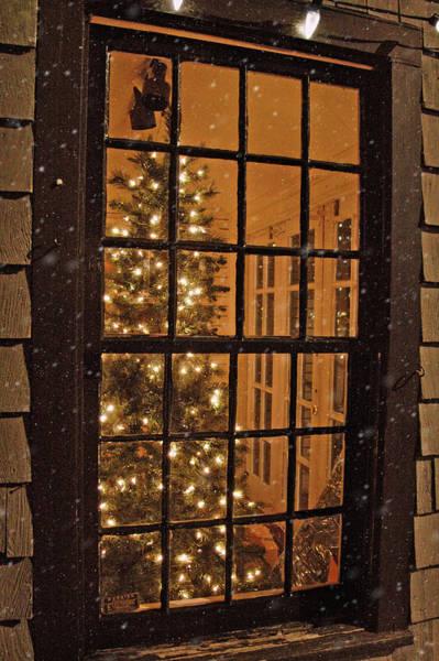 Photograph - Colonial Christmas by Joann Vitali