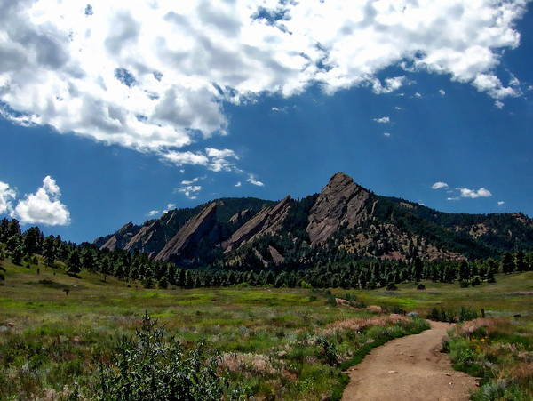 Colorado Landscape Art Print