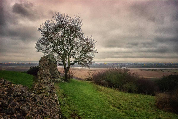 English Countryside Photograph - Countryside by Martin Newman
