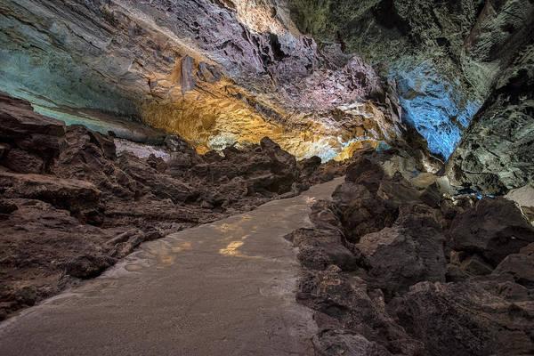 Wall Art - Photograph - Cueva De Los Verdes - Lanzarote by Joana Kruse