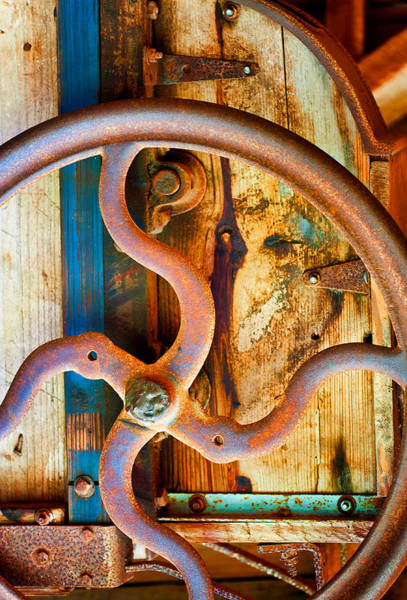 Wall Art - Photograph - Curves And Lines  by Stephen Anderson