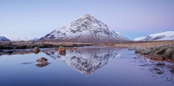 Photograph - Dawn In Glencoe by Stephen Taylor