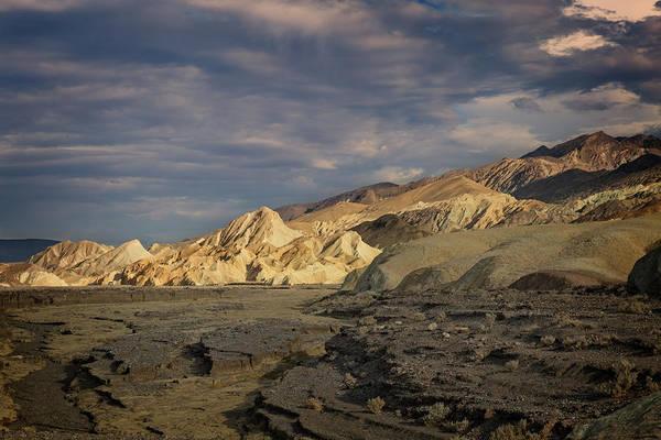 Us Southwest Photograph - Death Valley by Ricky Barnard